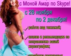 Неделя персоналок по Skype в ноябре!